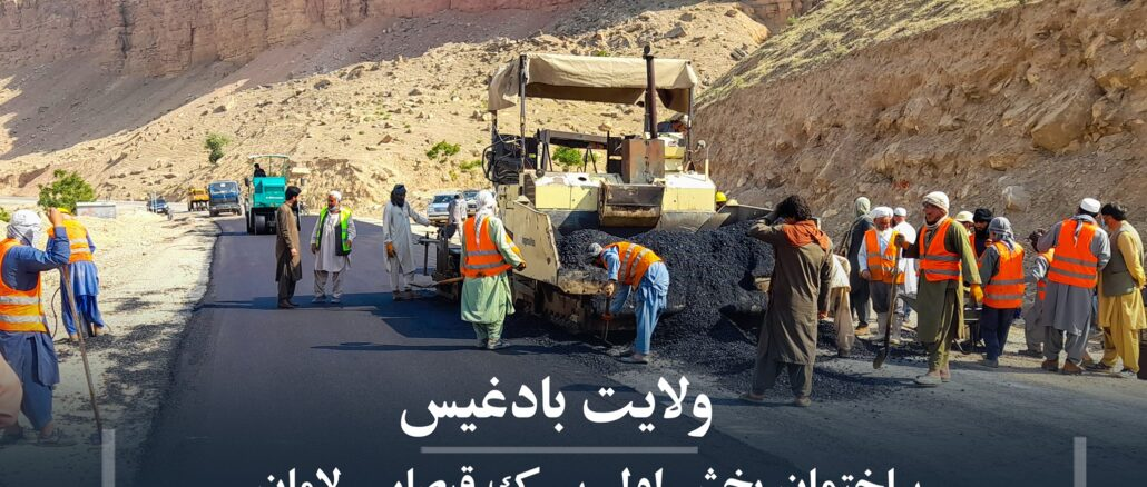 Badghis-highway